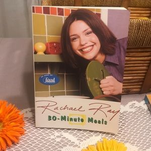 Rachael Ray 30 Minutes Meals cooking book